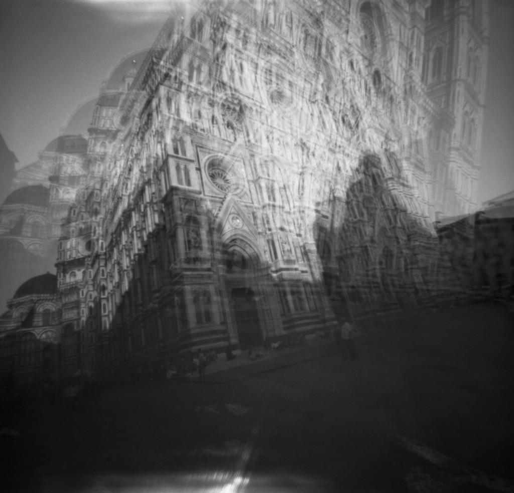 Florence, pinhole