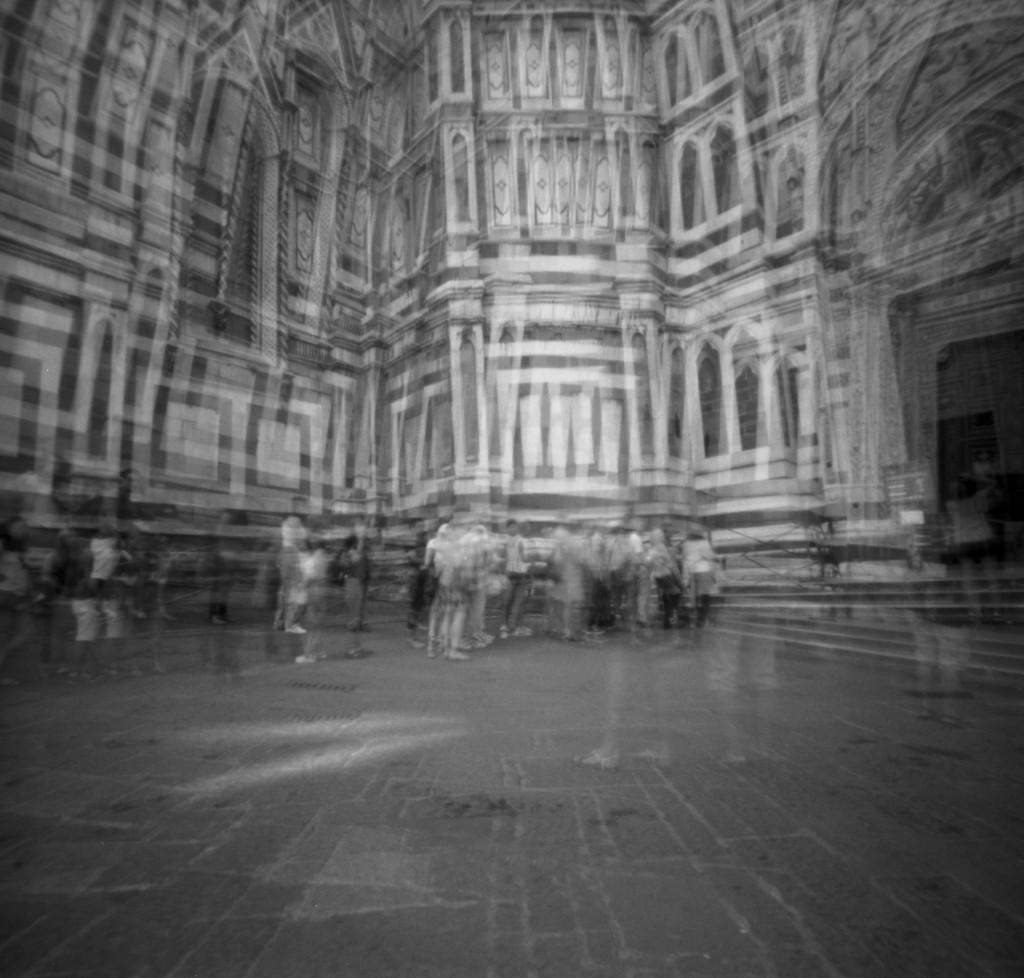 Florence, June 2015, pinhole