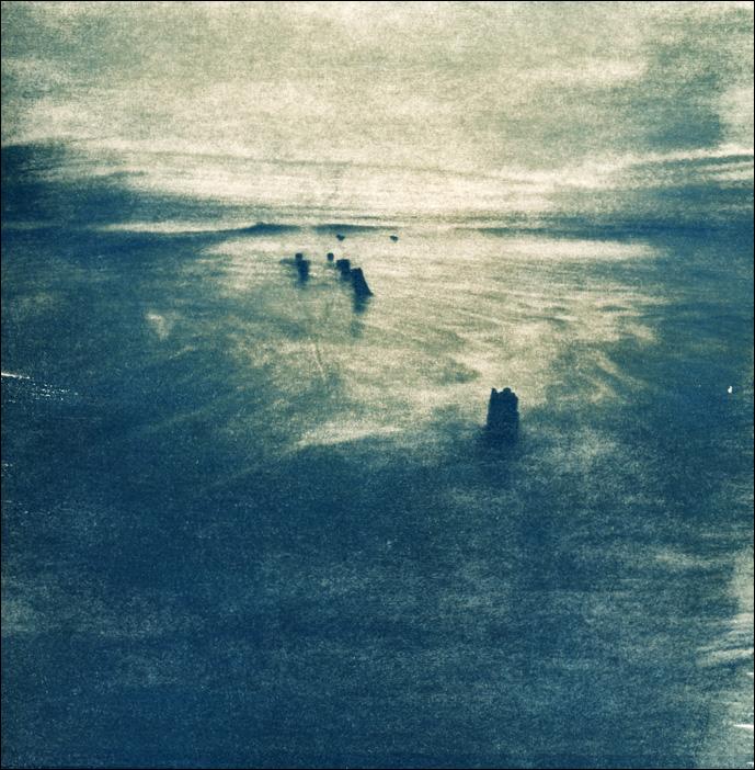 Kaliningrad#2.Cyanotype