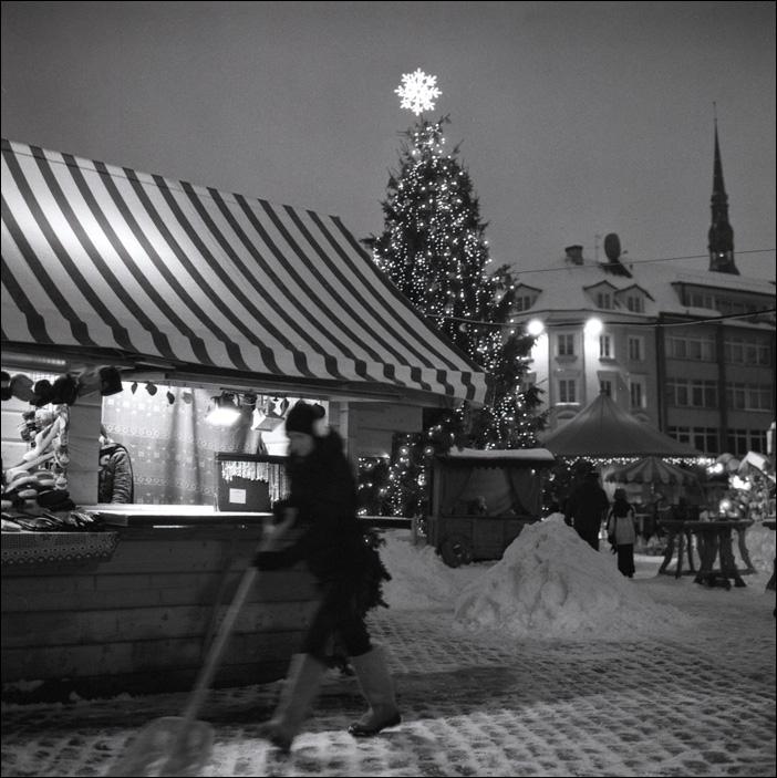Latvia. Christmas fair #2